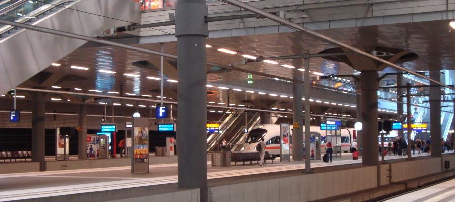 estacion-de-tren- en-Alemania