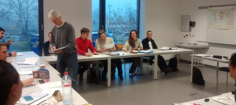 curso de integracion Alemania