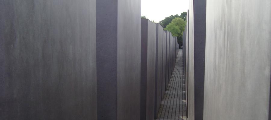 Das Holocaust-Mahnmal Berlin