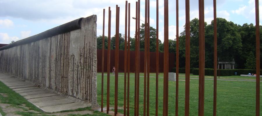 El muro Berlin