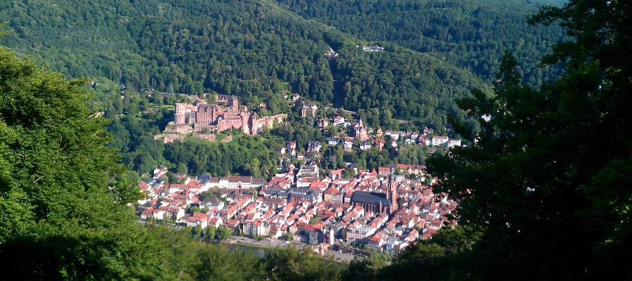 Heiligenberg Heidelberg