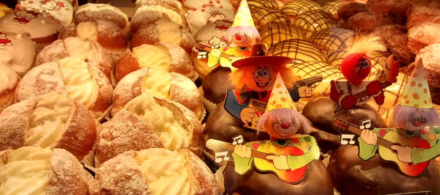 cultura del pan Alemania