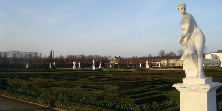 jardines de Herrenhausen Hannover
