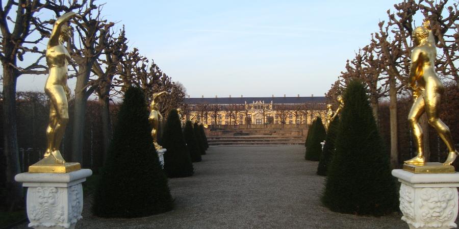 jardines de Herrenhausen Hannover2