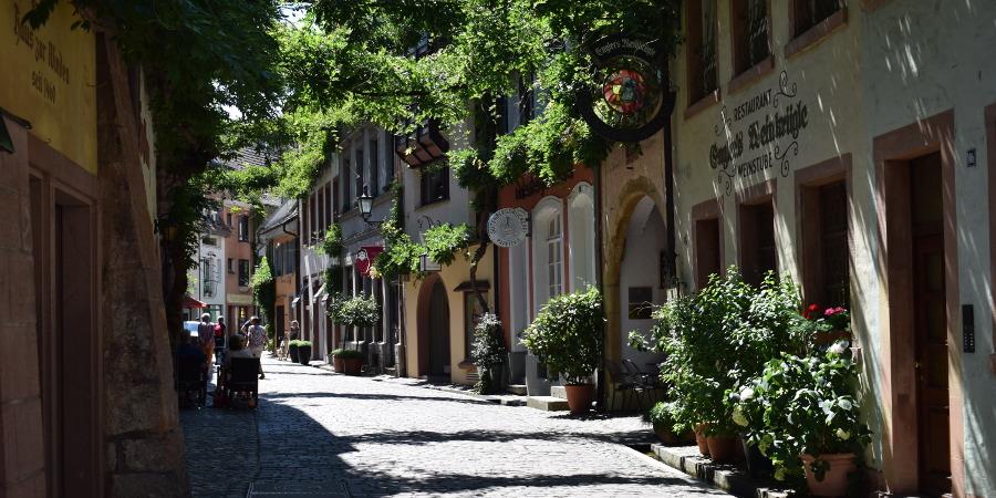 Konviktstraße Friburgo