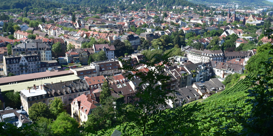 Schlossberg Friburgo