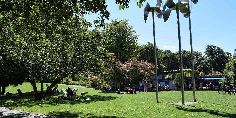 Stadtgarten Friburgo