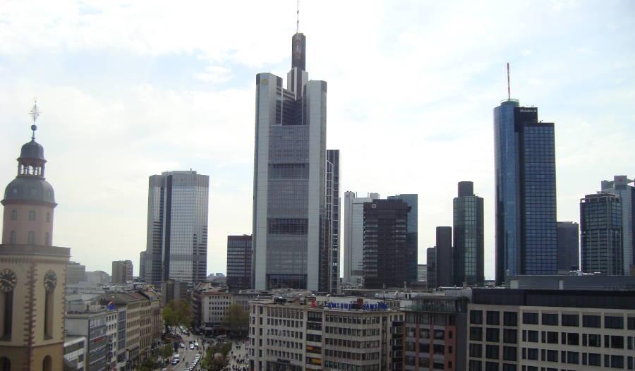 panoramica Frankfurt